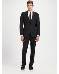 Dior Homme | Black Classic Drop 10 Suit for Men | Lyst