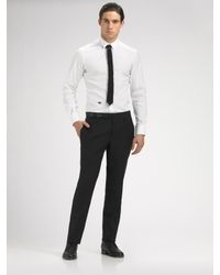Dior Homme - White Oxford Shirt for Men - Lyst