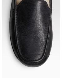 Hanro - Black Long-sleeve Pajamas for Men - Lyst