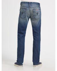 Hudson Jeans - Blue Bootcut Jeans for Men - Lyst