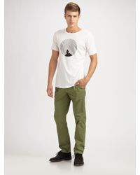 Marc by marc jacobs New Harrington Pants in Green for Men | Lyst
