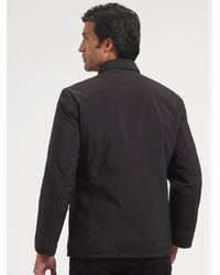 Prada | Black Reversible Gortex Jacket for Men | Lyst