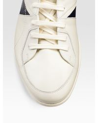 Alexander McQueen X Puma | White Descent High-top Sneakers for Men | Lyst