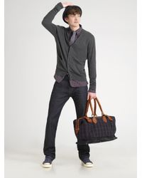 Rag & Bone | Gray Paipiro Cardigan for Men | Lyst