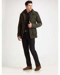 Ralph Lauren Black Label | Green Mandator Jacket for Men | Lyst