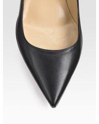 RED Valentino - Black Tiered Ruffle Skirt - Lyst