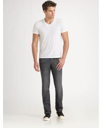 Rock & Republic | Blue Colburg Skinny Jeans for Men | Lyst