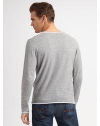 Rock & Republic - Blue Vaughn Studded Straight-leg Jeans for Men - Lyst