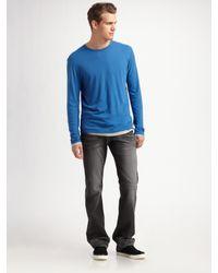 Rock & Republic - Gray Vaughn Straight-leg Jeans for Men - Lyst
