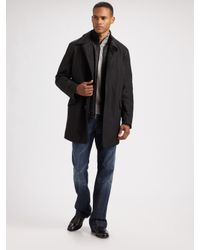 Sanyo | Black Juniper 3-in-1 Coat for Men | Lyst