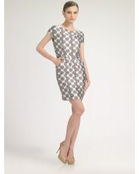 Leifsdottir | Gray Paso Dot Dress | Lyst