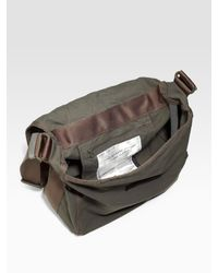 Marc By Marc Jacobs | Green New Standard Supply Small Messenger Bag | Lyst