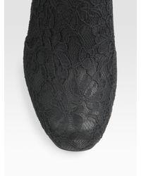 Nanette Lepore - Gray Foiled Again Floral Brocade Turtleneck Dress - Lyst