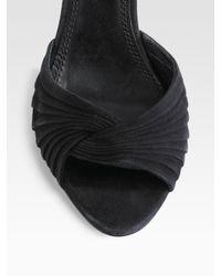 Ralph Lauren Blue Label - Black Vintage Beaded Duster - Lyst