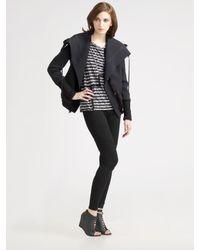 Thakoon | Blue Twill Jacket | Lyst