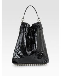 Alexander Wang | Black Darcy Slouchy Hobo | Lyst