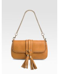 Gucci | Brown Marrakech Evening Shoulder Bag | Lyst