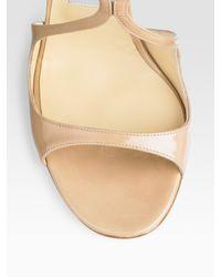 St. John - Pink Calypso Plaid Knit Blazer - Lyst