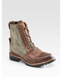 Timberland | Brown Tackhead Winter Boots for Men | Lyst