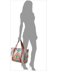 Mara Hoffman - White Beach Bag - Lyst