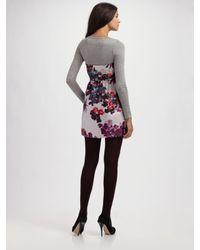 Tibi - Black Madeline Strapless Dress - Lyst