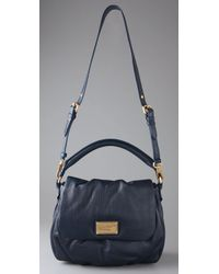 Marc By Marc Jacobs | Blue Classic Q Little Ukita Bag | Lyst