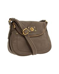Marc By Marc Jacobs | Brown Totally Turnlock Natasha | Lyst