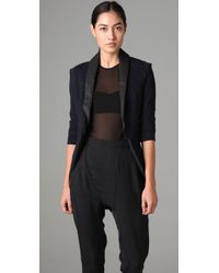 VPL | Blue Straight Jacket | Lyst