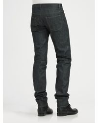 Dior Homme | Blue Slim-fit Jeans for Men | Lyst