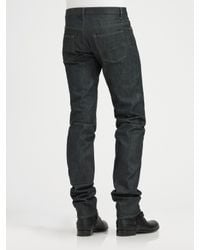 Dior Homme - Blue Slim-fit Jeans for Men - Lyst