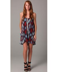 Twelfth Street Cynthia Vincent - Red High Low Tank Dress - Lyst