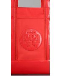 Tory Burch - Red Nylon Tory Tote - Lyst