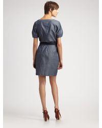 Weekend by Maxmara | Blue Sabrina Short Dress | Lyst