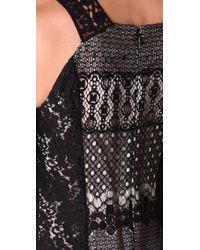 Nanette Lepore - Black Latin Lover Dress - Lyst