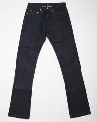 A.P.C. | Blue Raw Rescue Jean for Men | Lyst