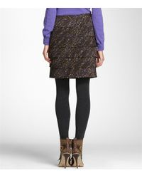 Tory Burch - Purple Florence Skirt - Lyst