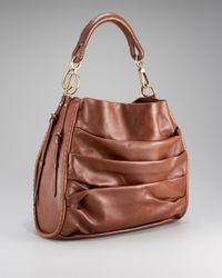Dior - Brown Libertine Hobo, Medium - Lyst