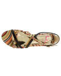 Paul Smith - Natural Dingani Leather Sandal - Lyst