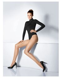 Wolford | Black Colorado String Body | Lyst