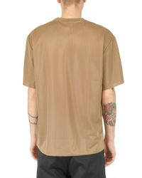 Calvin Klein | Natural Nylon T-shirt for Men | Lyst
