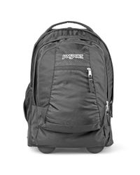 Jansport - Black Driver 8 Wheeled Backpack for Men - Lyst