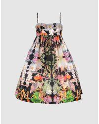 Leitmotiv | Black Short Dress | Lyst