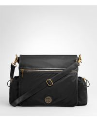 Tory Burch | Black Timmie Messenger Baby Bag | Lyst