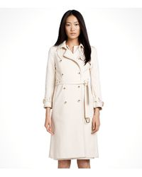 Tory Burch | Natural Luther Trench Coat | Lyst