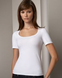 Wolford | White Nantucket Shirt | Lyst