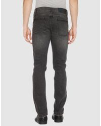 Cheap Monday | Black Tribe Black Cord Tight Jeans for Men | Lyst