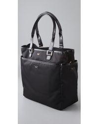 Anya Hindmarch | Black Oakley Baby Bag | Lyst