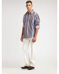 Robert Graham | Multicolor Taino Silk Sportshirt for Men | Lyst