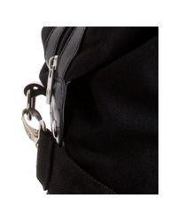 Ben Sherman - Black Canvas Duffel Bag for Men - Lyst