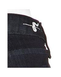 Earnest Sewn - Black Dark Wash Stretch Rigid Keaton Bootcut Jeans - Lyst